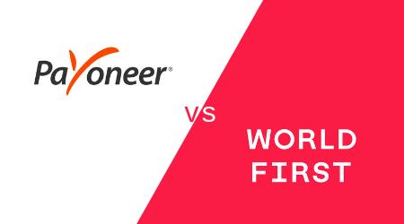 WorldFirst vs Payoneer