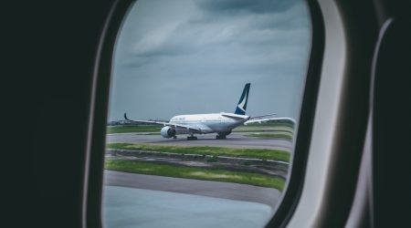 Cathay Pacific Black Friday deals for 2021