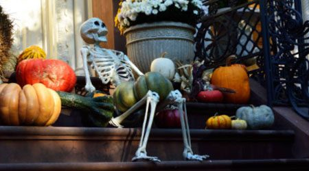 Where to buy Halloween decorations in Singapore 2021