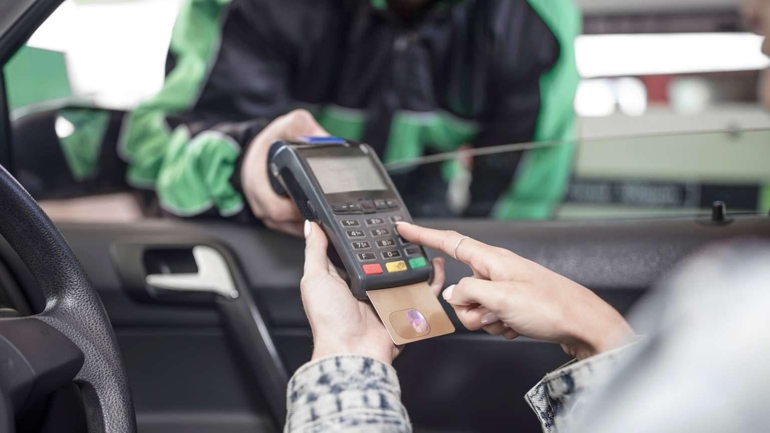 petrol credit card