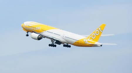 Scoot Boxing Day deals for 2021