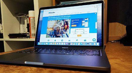 Apple MacBook Pro 13 (2020) review