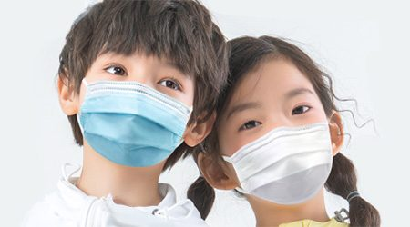 Where to buy face masks for kids online in Singapore