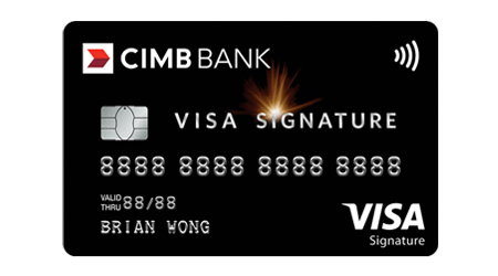 CIMB Visa Signature Credit Card Review