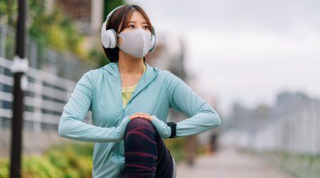 Where to buy an exercise-friendly face mask online in Singapore