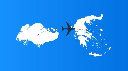 What to know about travelling from Singapore to Greece during COVID-19