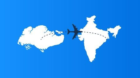 What to know about travelling to India from Singapore during COVID-19