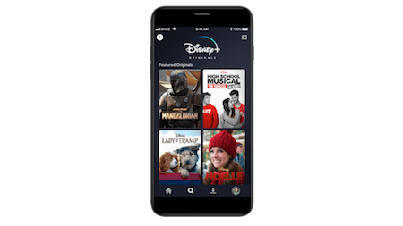 How to set up Disney+ on iOS devices