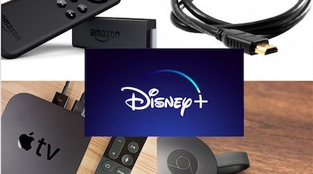 Here is how you can stream Disney+ to the big screen without a smart TV