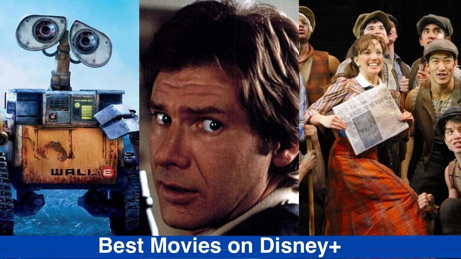 Best movies on Disney+