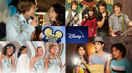 Full list of Disney Channel original movies on Disney+ Netherlands