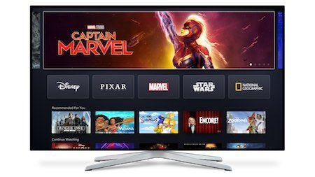 How to watch Disney+ on an LG TV in the Netherlands