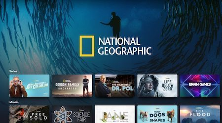Full list of National Geographic content on Disney+ Netherlands
