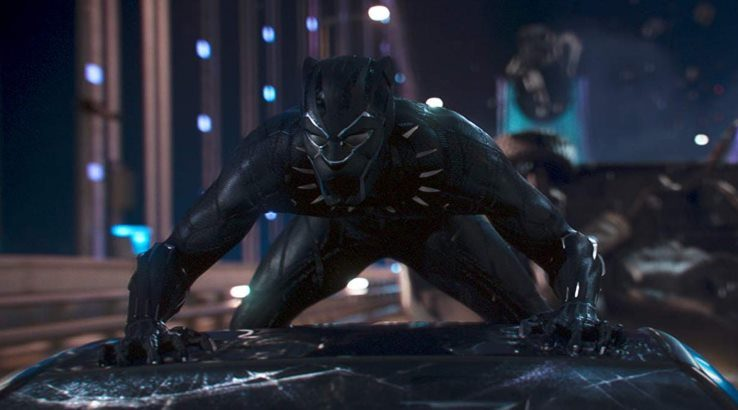 Where to watch Black Panther online in Netherlands