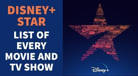 Disney+ Star Netherlands: Full list of movies and TV shows