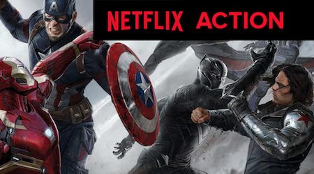 List of action and adventure movies on Netflix India