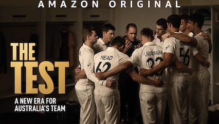 Amazon Prime docuseries The Test: Australian cricket team release details
