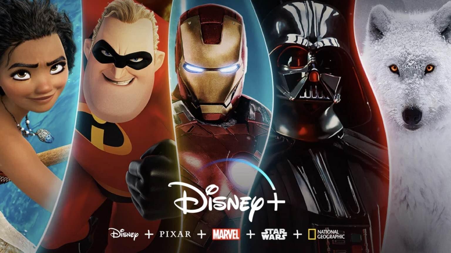 Disney Plus Serien Liste