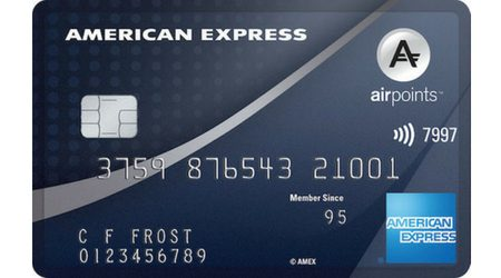 American Express Airpoints Platinum Card Review