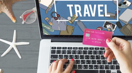 Best* credit card for overseas travel