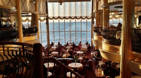 P&O Cruises Sales in February 2020