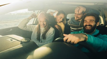 Travel insurance with car hire excess cover