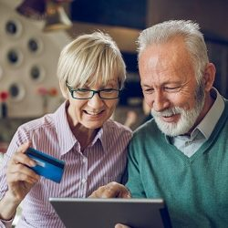 Credit cards for retirees and pensioner applicants