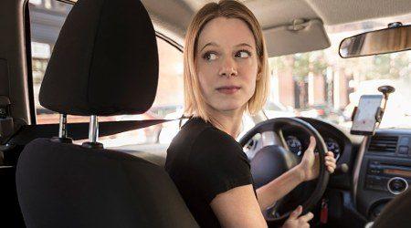 Uber car rentals
