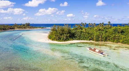 Cook Islands accommodation to book in August 2020