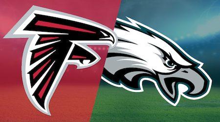 Watch NFL 2018 Atlanta Falcons vs Philadelphia Eagles online in New Zealand