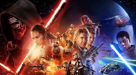 Where to watch Star Wars: The Force Awakens online in New Zealand