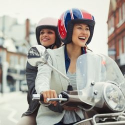 How to get a loan for your new scooter