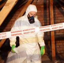 Asbestos liability insurance