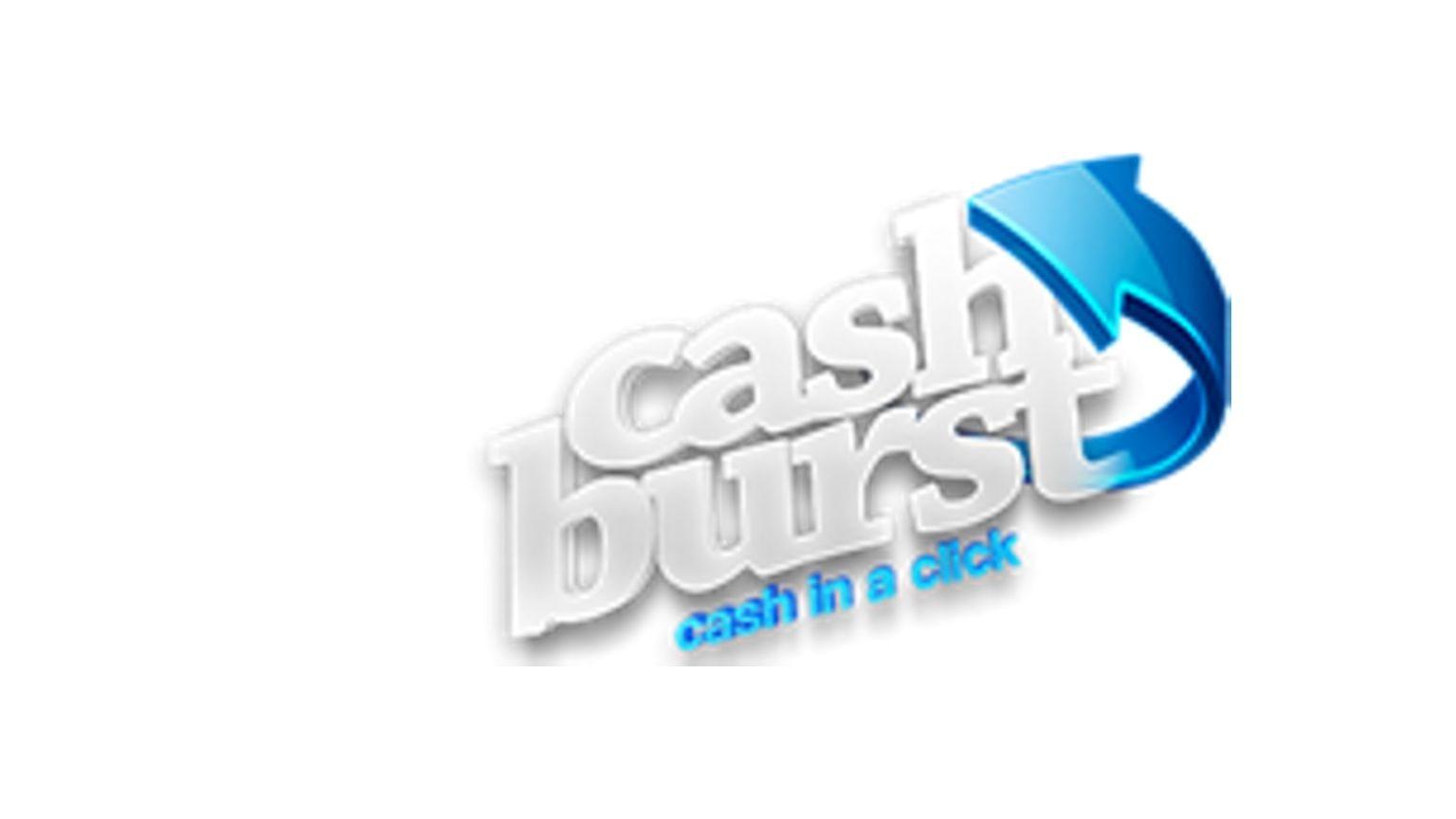 cash burst logo