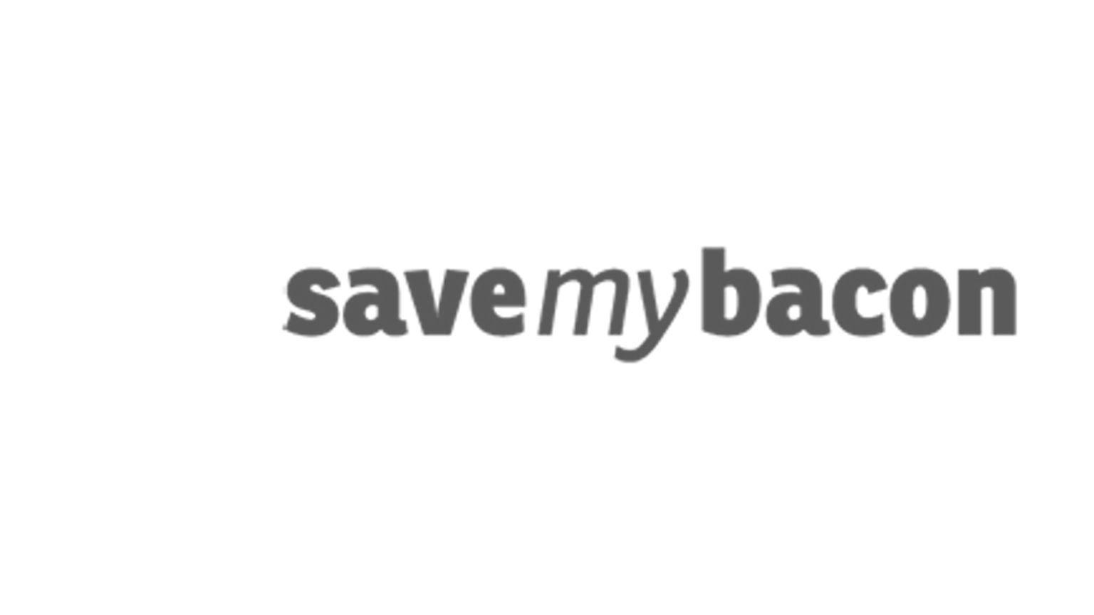 save my bacon logo