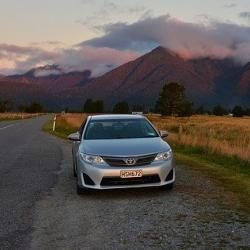 Car insurance for international drivers in New Zealand
