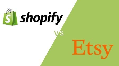 Selling on Shopify vs Etsy