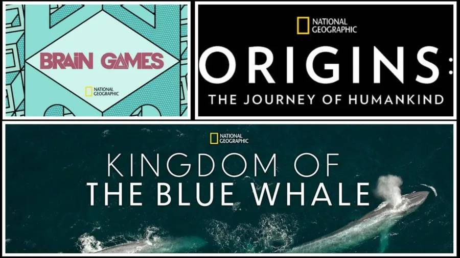 National Geographic TV shows