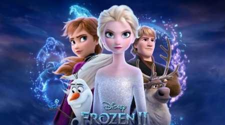 Where to watch Frozen 2 in New Zealand