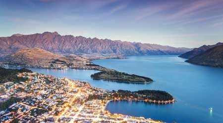 Holiday homes in Queenstown