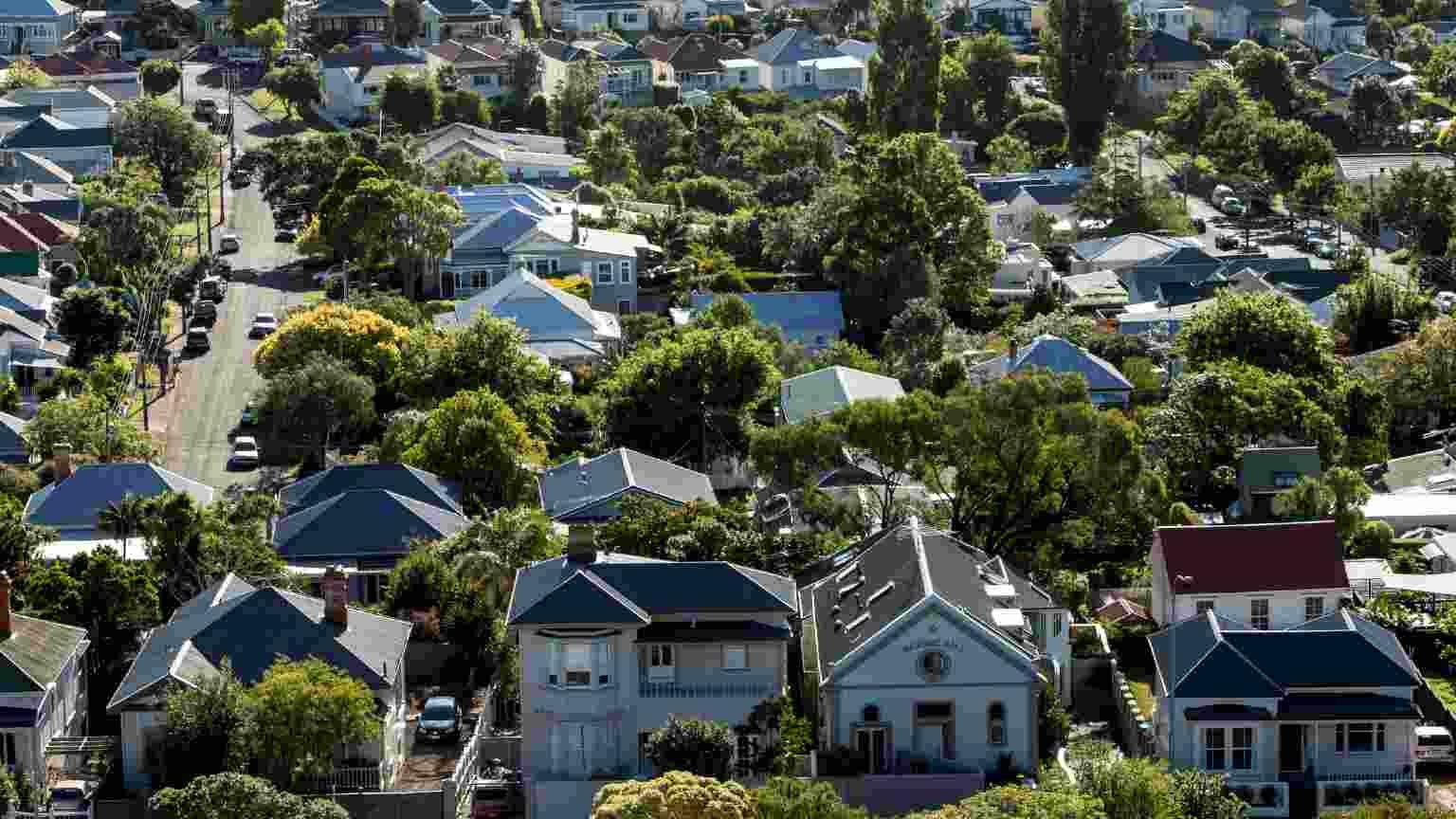 Auckland suburb