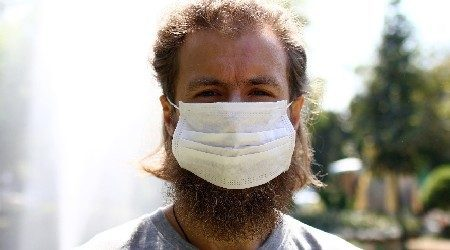 Where to buy face masks for beards online in New Zealand