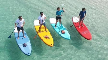 Where to buy a stand-up paddleboard online in New Zealand