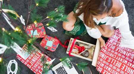 Finder consumer Christmas spending report 2020