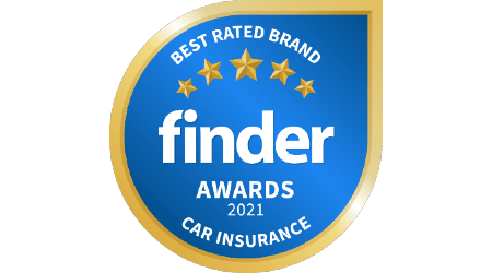 Finder Car Insurance Awards 2021