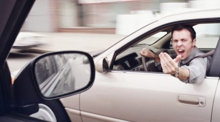 Fast and furious: 85% of Kiwis have fallen victim to a road rage incident