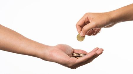 Receiving an international money transfer from overseas