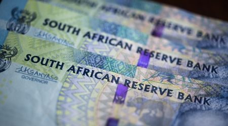South Africa Reserve Bank repo rate forecast report