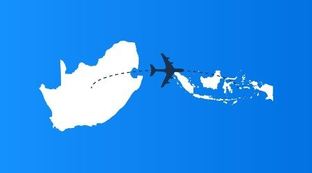What you should know before travelling from South Africa to Indonesia during COVID-19