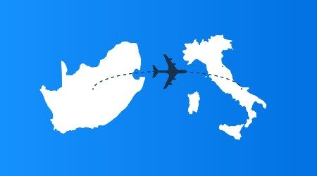 What you need to know before travelling to Italy from South Africa during COVID-19